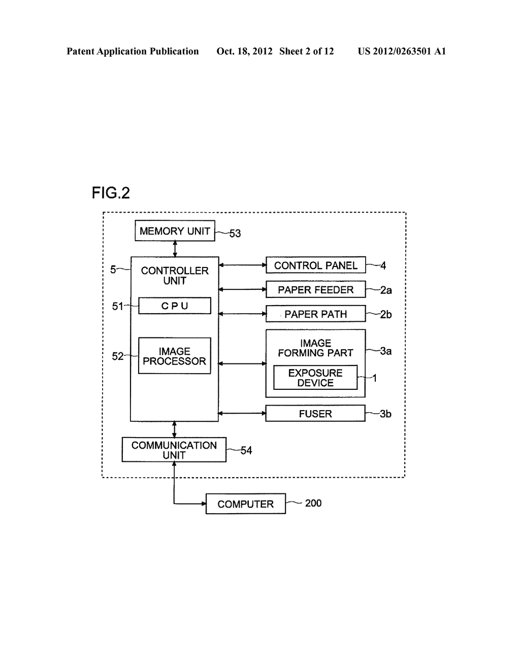 HOUSING IMMOBILIZING MECHANISM, IMAGE FORMING APPARATUS, AND HOUSING     IMMOBILIZING METHOD - diagram, schematic, and image 03