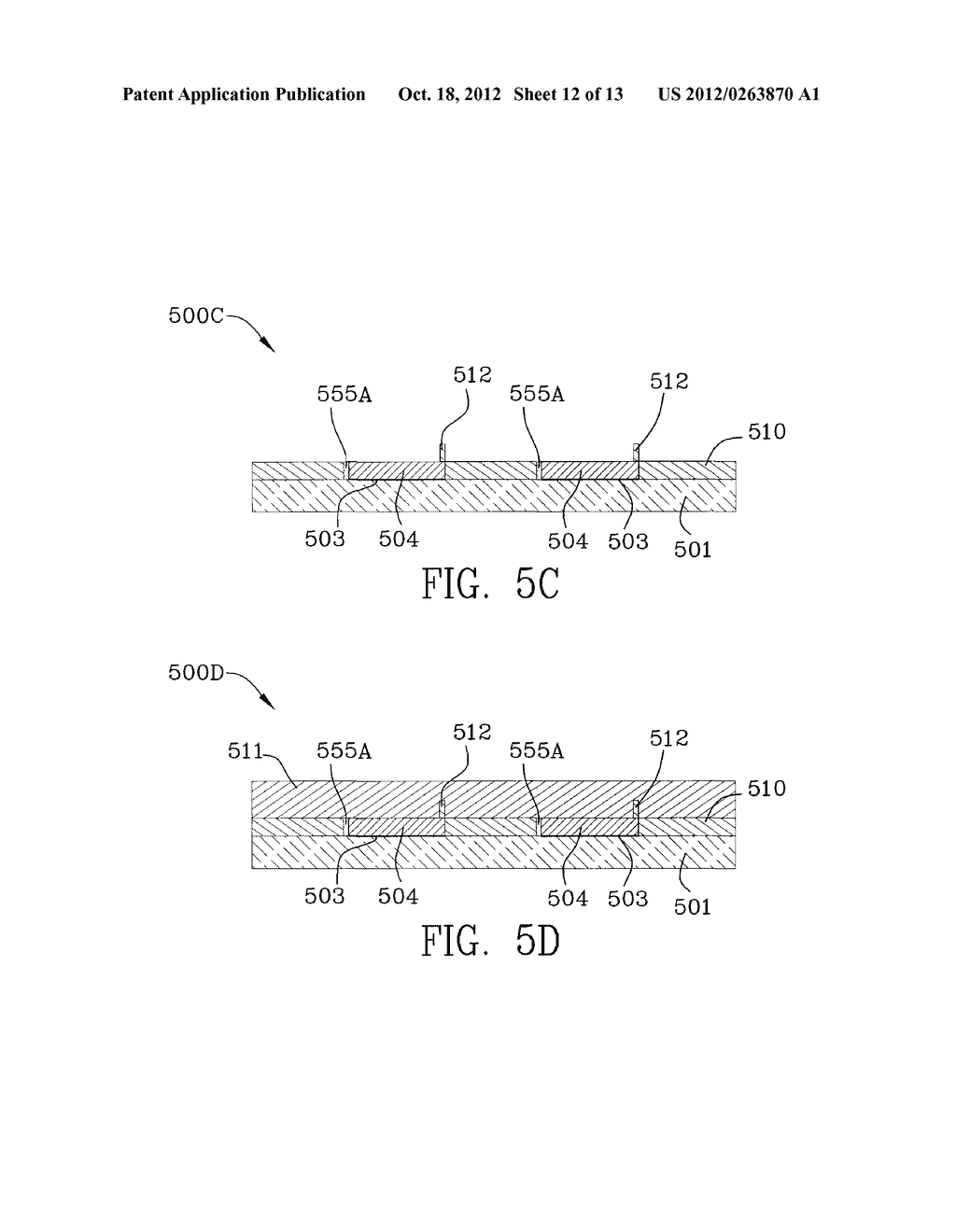 Carbon Dioxide Gas Sensors and Method of Manufacturing and Using Same - diagram, schematic, and image 13