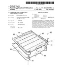 COOLING/HEATING ELEMENT FOR A RECHARGEABLE BATTERY diagram and image