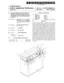 LID FOR STORAGE BATTERY, INJECTION MOLDING METHOD OF THE SAME LID, STORAGE     BATTERY WITH THE SAME LID, AND TERMINAL SECTION FOR STORAGE BATTERY diagram and image