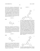 BENZYL SUBSTITUTED TRIAZINE DERIVATIVES AND THEIR THERAPEUTICAL     APPLICATIONS diagram and image