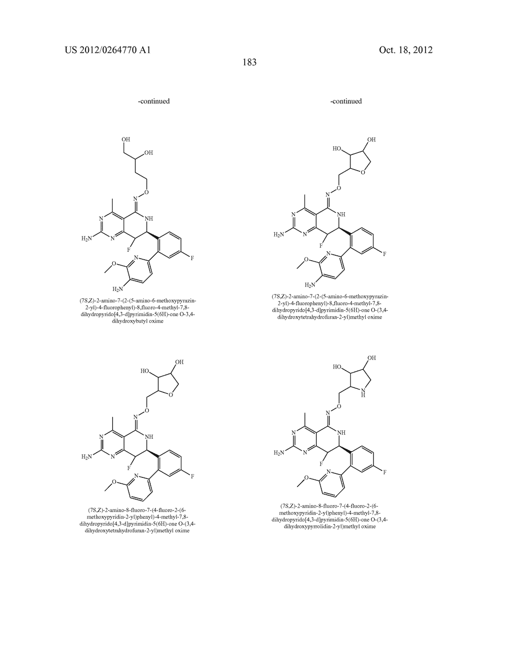 HSP90 INHIBITORS - diagram, schematic, and image 187