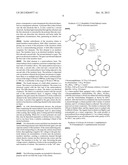 TRIARYLAMINE CONTAINING POLYMERS AND ELECTRONIC DEVICES diagram and image