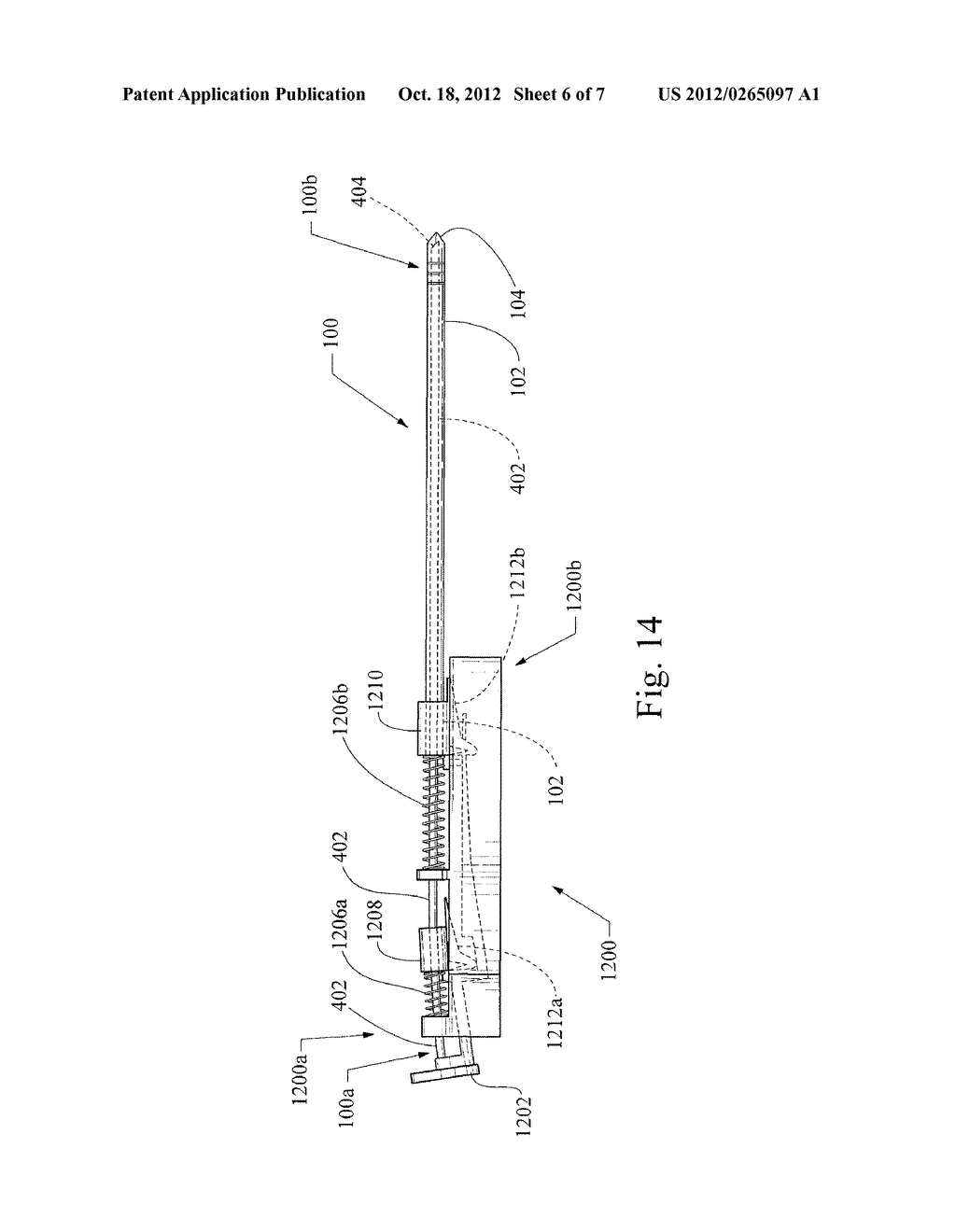 TOTAL CORE BIOPSY DEVICE AND METHOD OF USE - diagram, schematic, and image 07