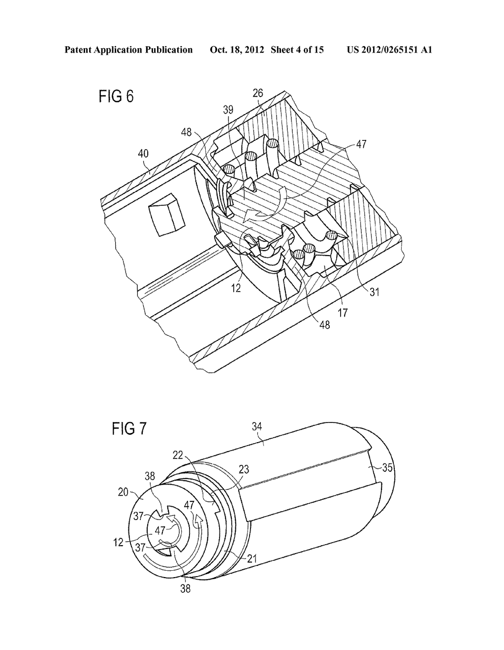 Resettable Drive Mechanism for a Medication Delivery Device and Medication     Delivery Device - diagram, schematic, and image 05