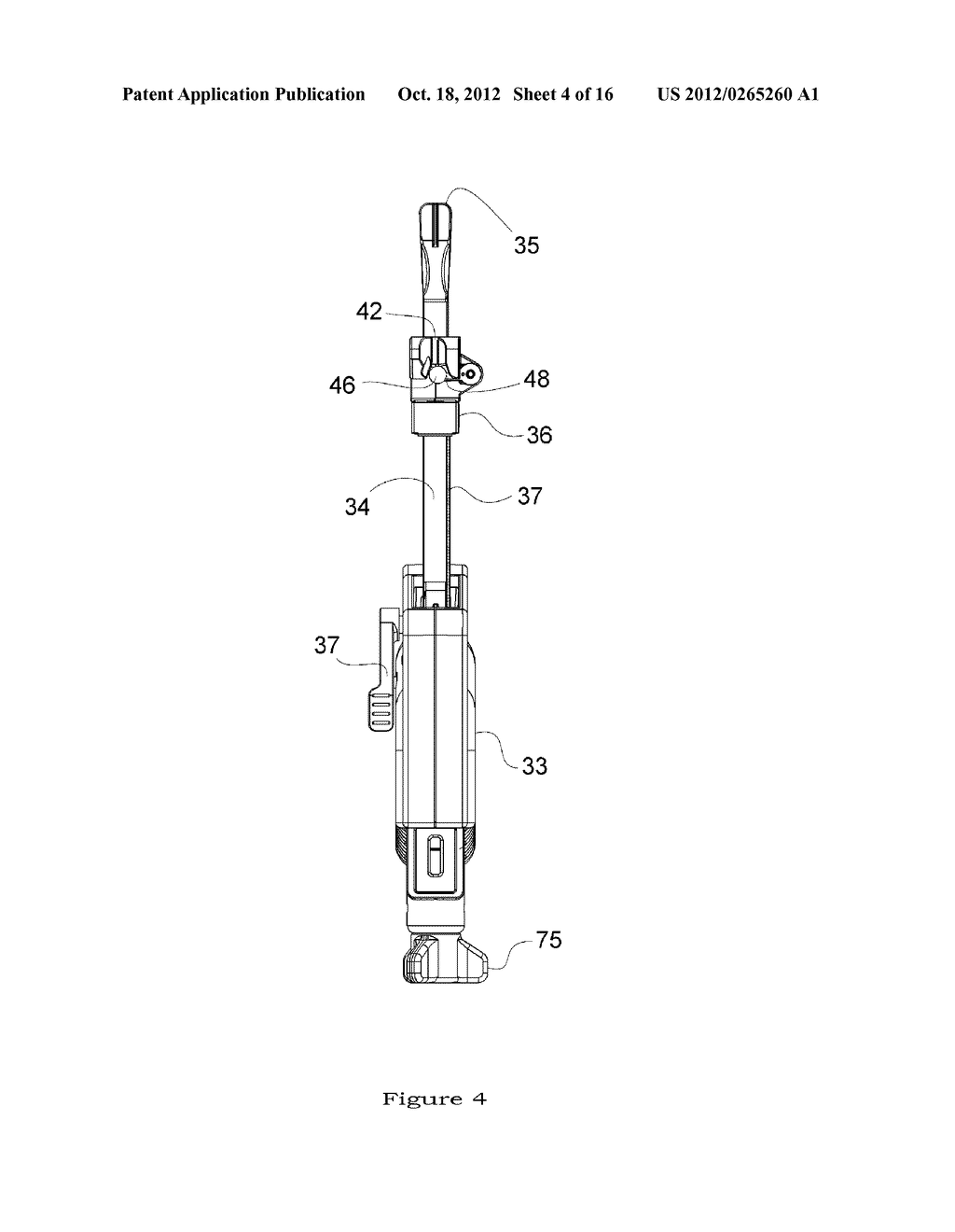 TIGHTENING DEVICE FOR BONE FASTENING CABLE - diagram, schematic, and image 05