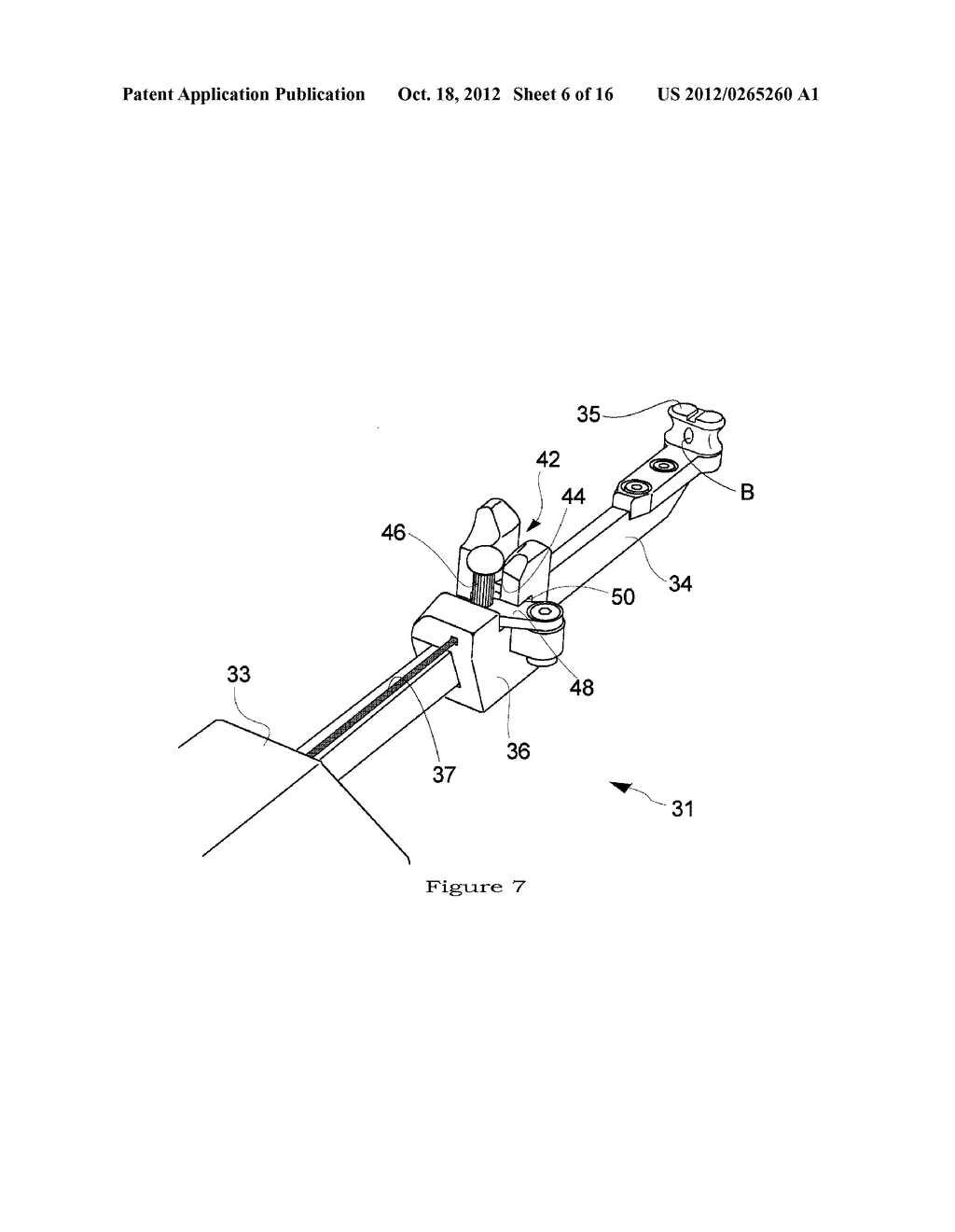TIGHTENING DEVICE FOR BONE FASTENING CABLE - diagram, schematic, and image 07