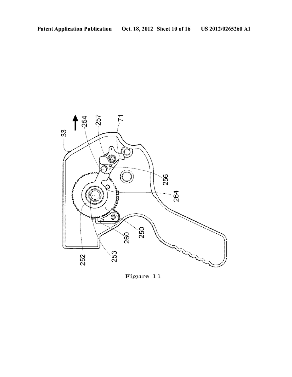 TIGHTENING DEVICE FOR BONE FASTENING CABLE - diagram, schematic, and image 11