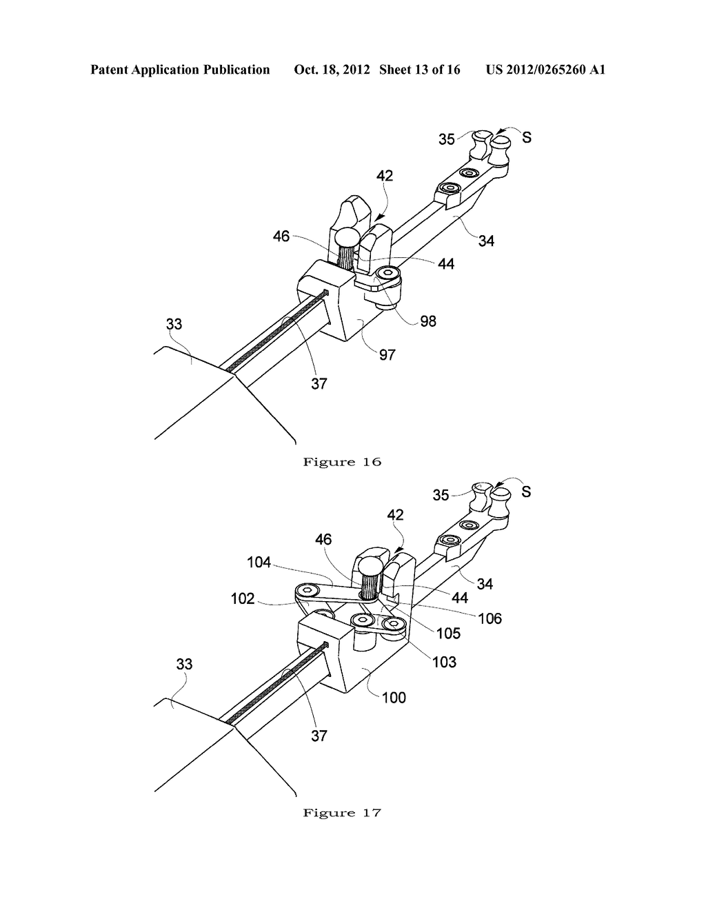 TIGHTENING DEVICE FOR BONE FASTENING CABLE - diagram, schematic, and image 14