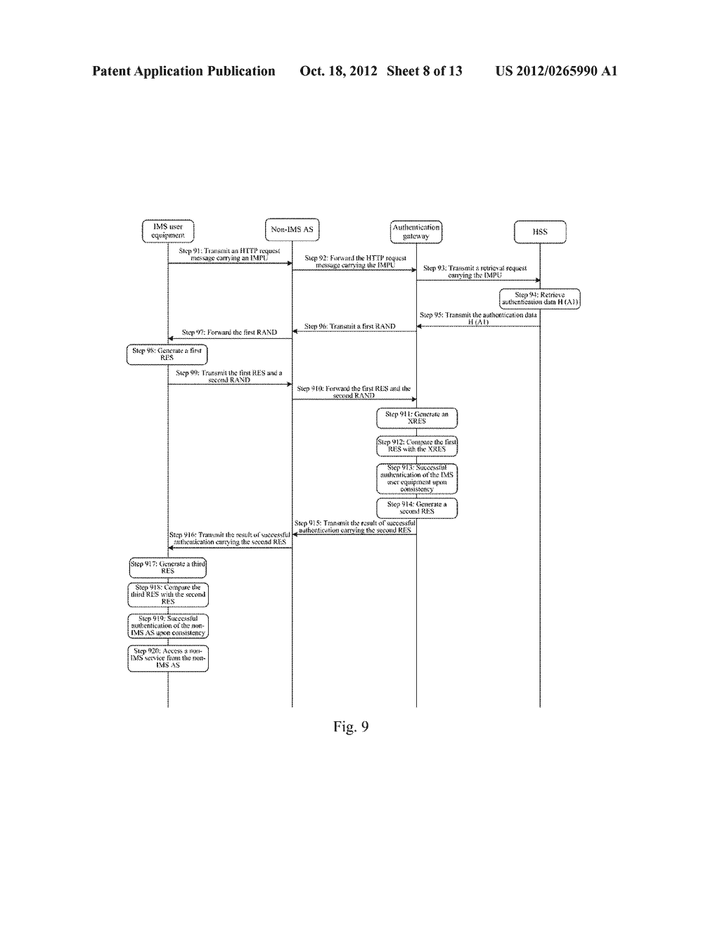 AUTHENTICATION SYSTEM, METHOD AND DEVICE - diagram, schematic, and image 09