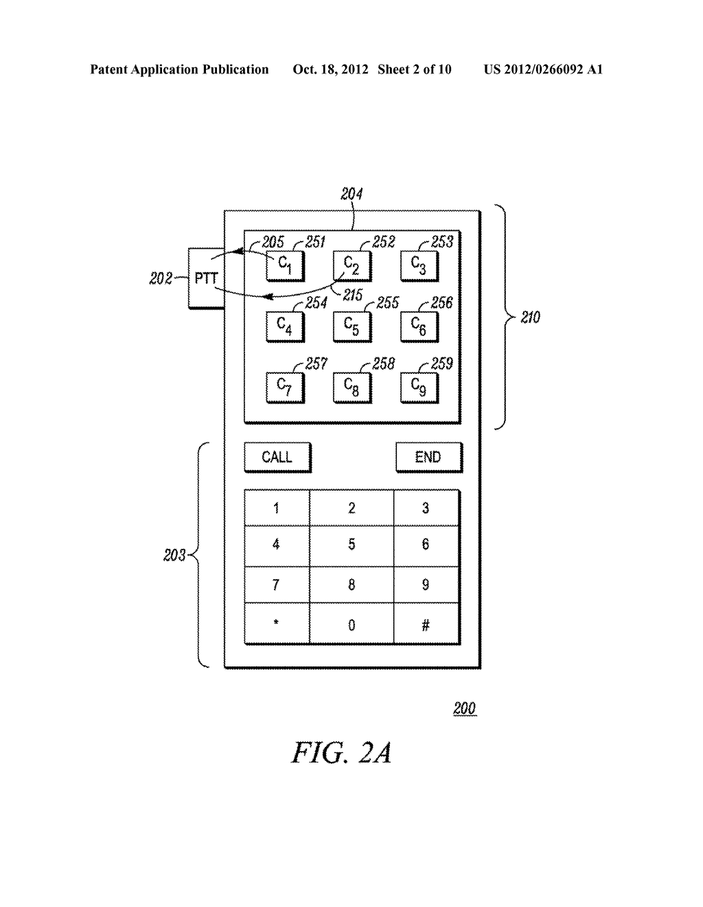Method and Apparatus for Performing a Function in an Electronic Device - diagram, schematic, and image 03