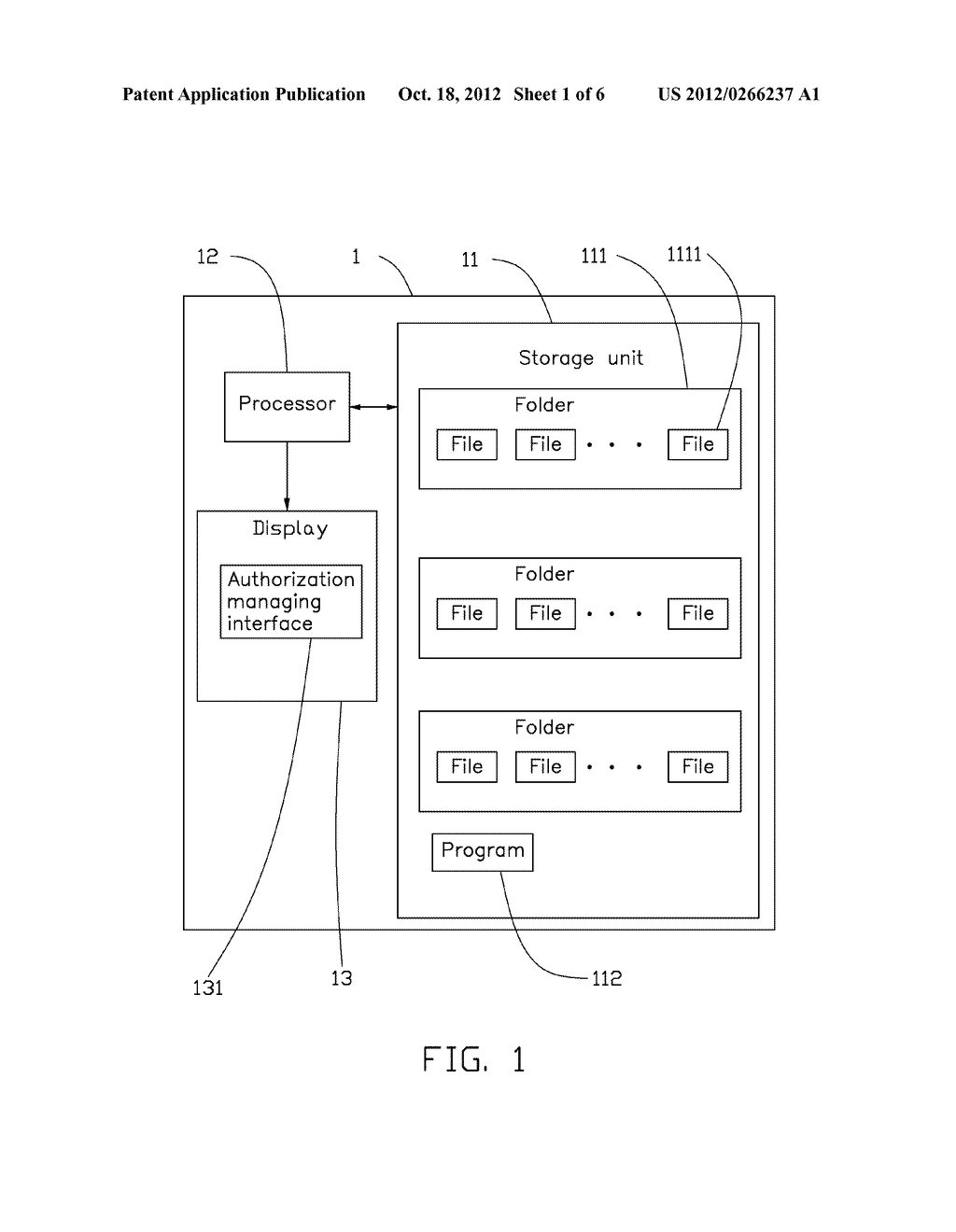 DEVICE AND METHOD FOR AUTHORIZATION MANAGEMENT - diagram, schematic, and image 02