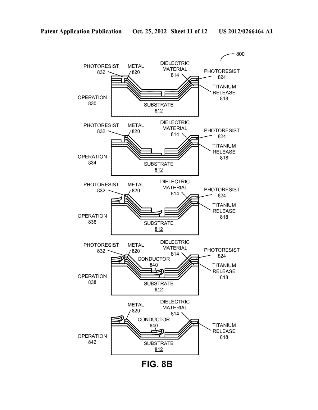 MULTI-CHIP MODULE WITH MULTI-LEVEL INTERPOSER - diagram, schematic, and image 12