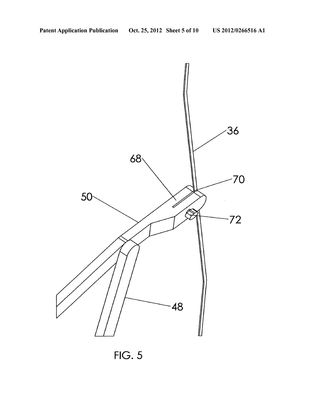 Apparatus and method for automatically jigging a fishing line - diagram, schematic, and image 06
