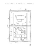SHIELDED MOVABLE DOOR ELEMENT OF A MULTIMODALITY MEDICAL SUITE diagram and image