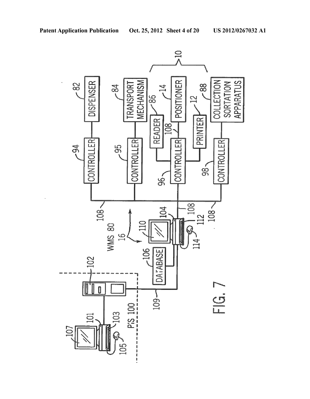APPARATUS AND METHODS FOR DISPENSING PRE-FILLED CONTAINERS WITH     PRECISELY-APPLIED PATIENT-SPECIFIC INFORMATION - diagram, schematic, and image 05