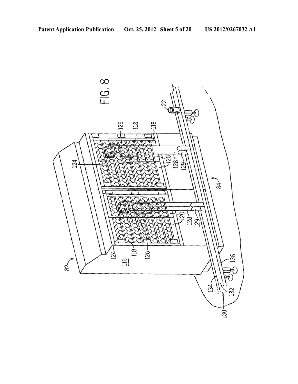 APPARATUS AND METHODS FOR DISPENSING PRE-FILLED CONTAINERS WITH     PRECISELY-APPLIED PATIENT-SPECIFIC INFORMATION - diagram, schematic, and image 06