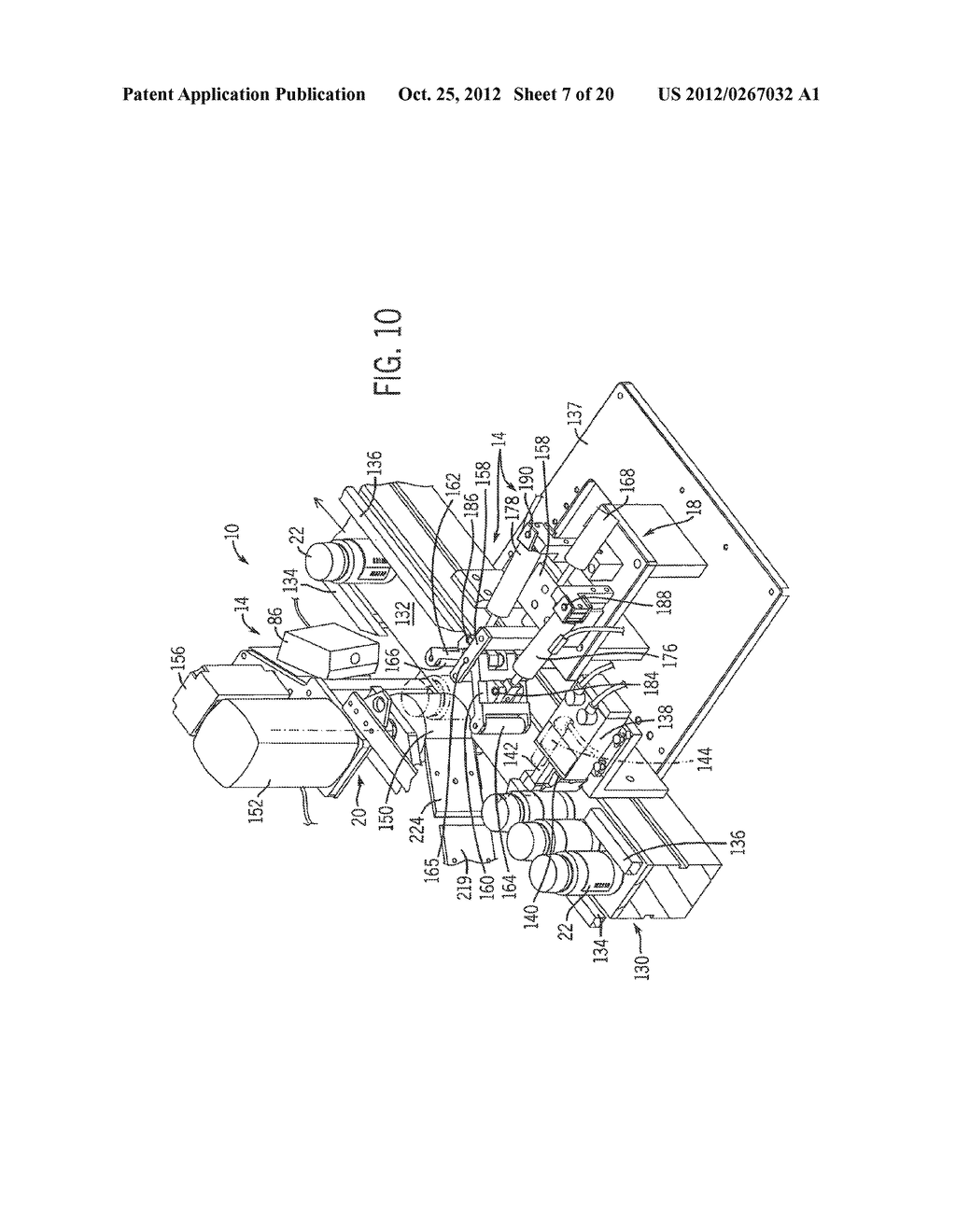APPARATUS AND METHODS FOR DISPENSING PRE-FILLED CONTAINERS WITH     PRECISELY-APPLIED PATIENT-SPECIFIC INFORMATION - diagram, schematic, and image 08