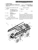 COOLING SYSTEM ASSEMBLY FOR A CROP SPRAYER diagram and image