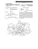 MOTORCYCLE WITH SUPERCHARGER diagram and image