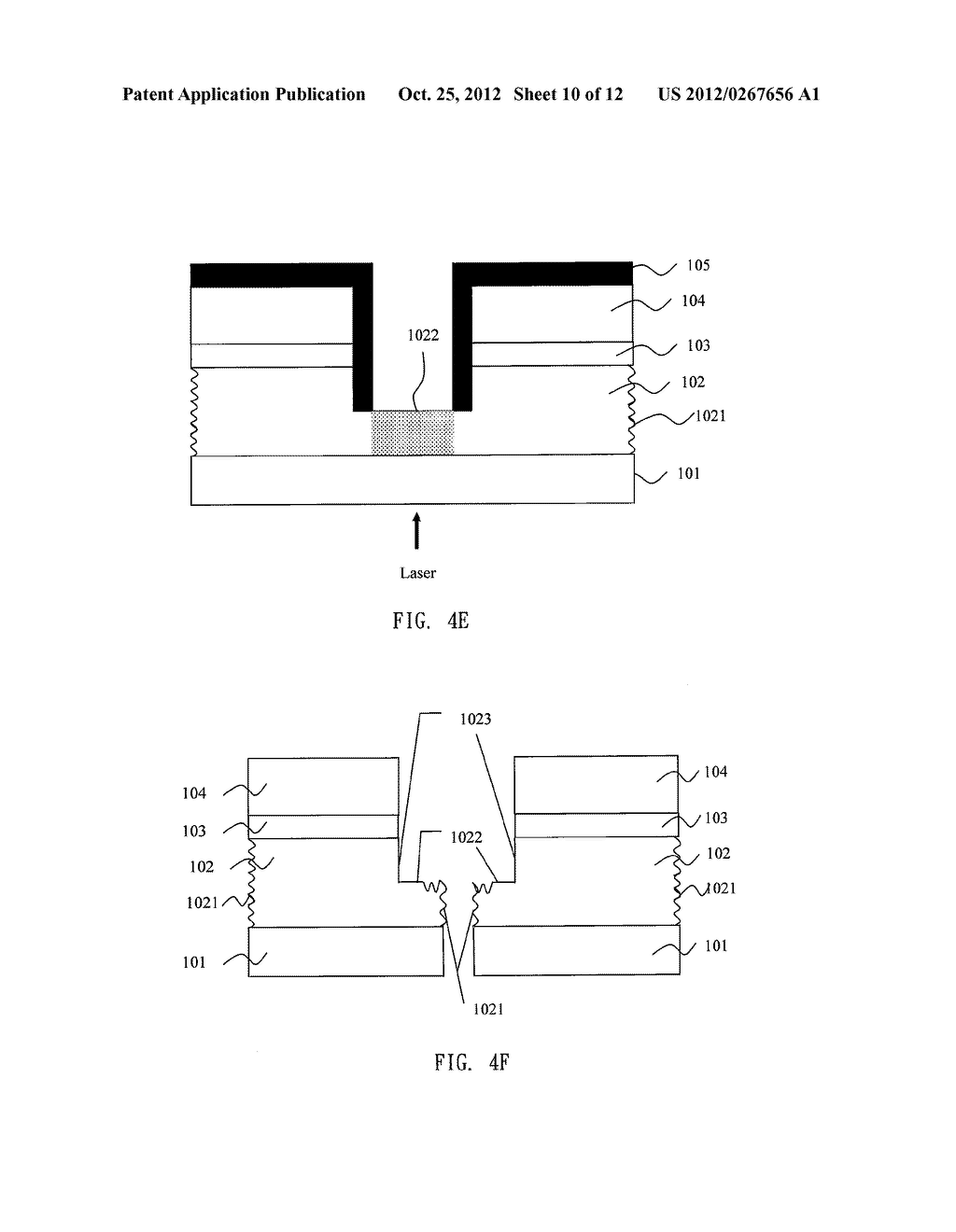 LIGHT EMITTING DEVICE AND MANUFACTURING METHOD THEREOF - diagram, schematic, and image 11