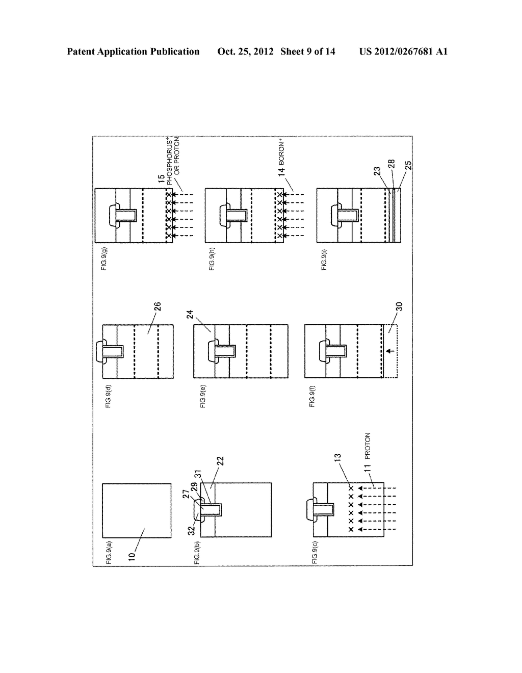 SEMICONDUCTOR DEVICE AND METHOD FOR MANUFACTURING SEMICONDUCTOR DEVICE - diagram, schematic, and image 10