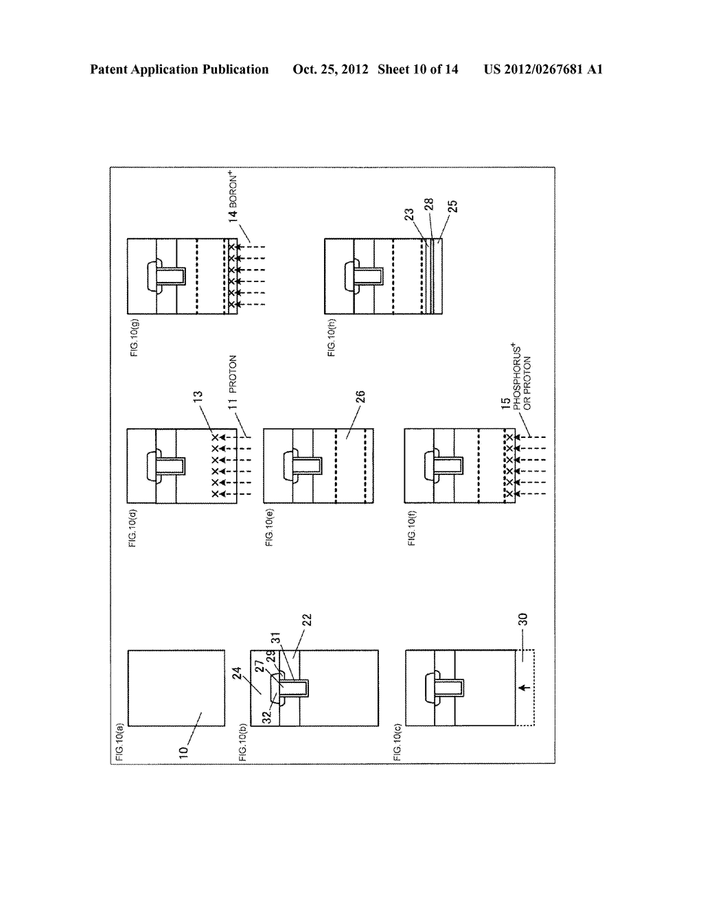 SEMICONDUCTOR DEVICE AND METHOD FOR MANUFACTURING SEMICONDUCTOR DEVICE - diagram, schematic, and image 11