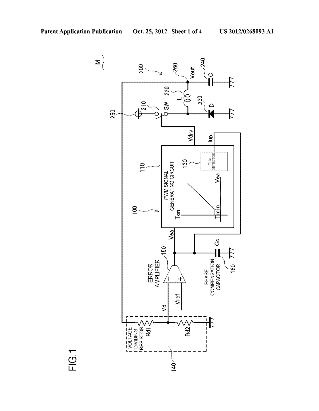 DC-DC CONVERTER CONTROL METHOD AND DC-DC CONVERTER CONTROL CIRCUIT - diagram, schematic, and image 02