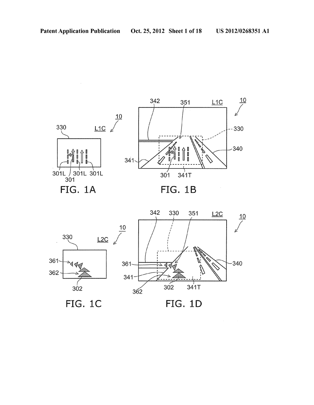 DISPLAY APPARATUS, DISPLAY METHOD, AND VEHICLE - diagram, schematic, and image 02