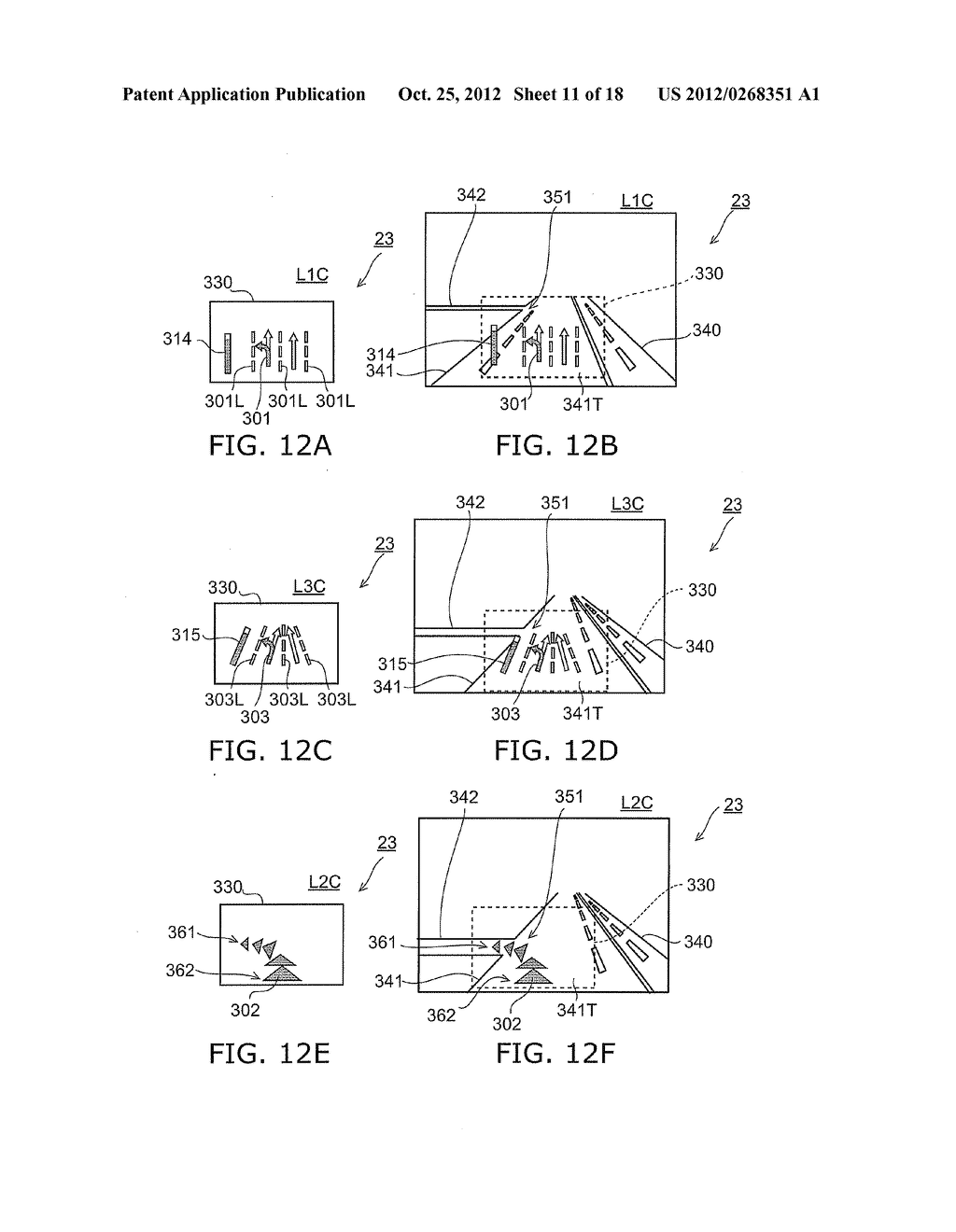 DISPLAY APPARATUS, DISPLAY METHOD, AND VEHICLE - diagram, schematic, and image 12