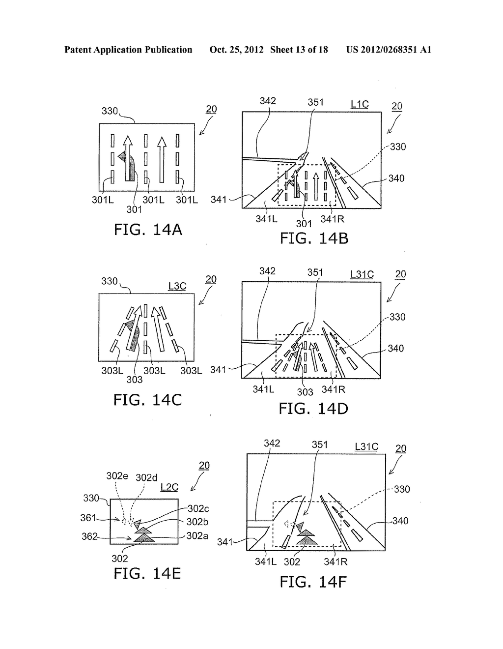 DISPLAY APPARATUS, DISPLAY METHOD, AND VEHICLE - diagram, schematic, and image 14