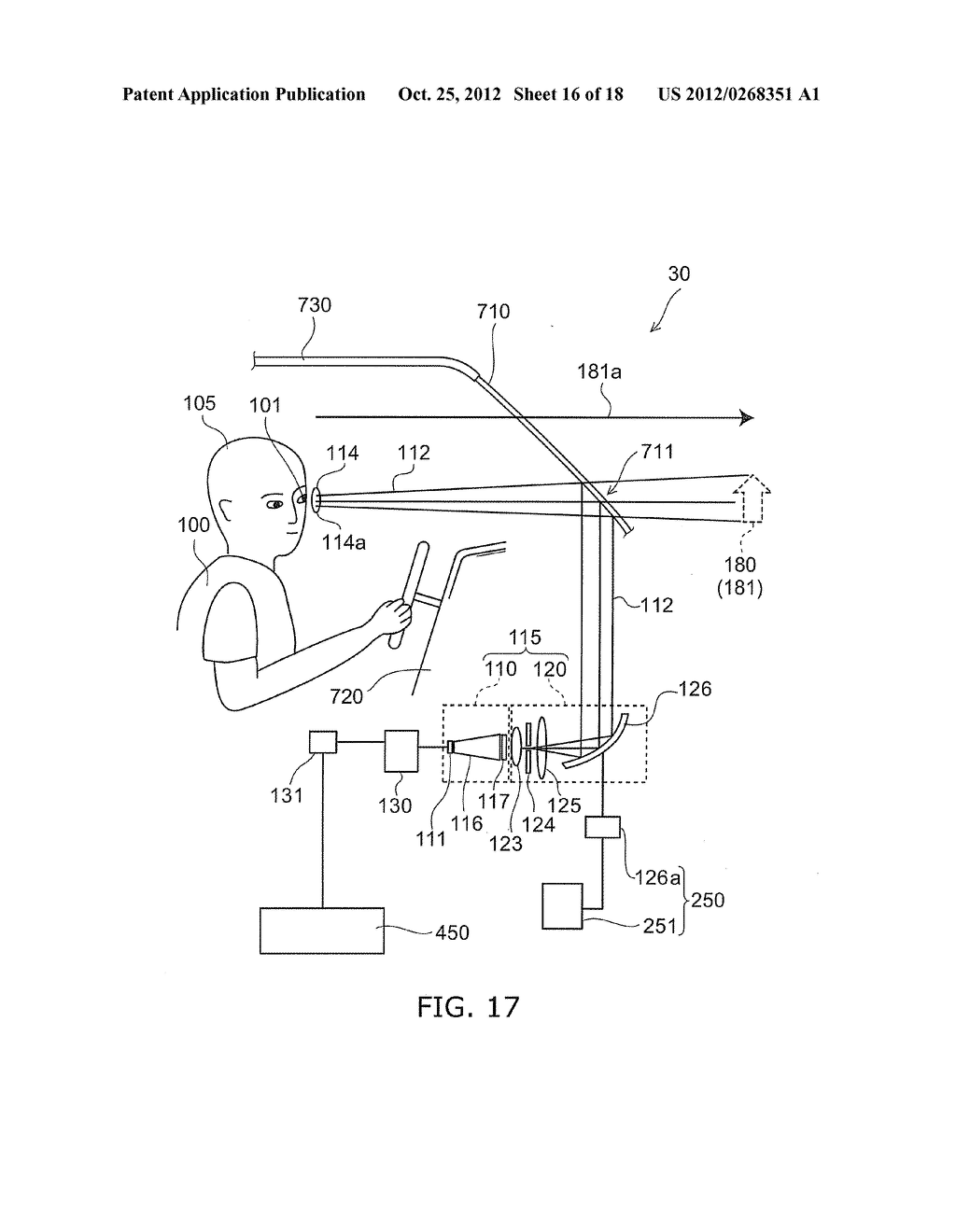 DISPLAY APPARATUS, DISPLAY METHOD, AND VEHICLE - diagram, schematic, and image 17