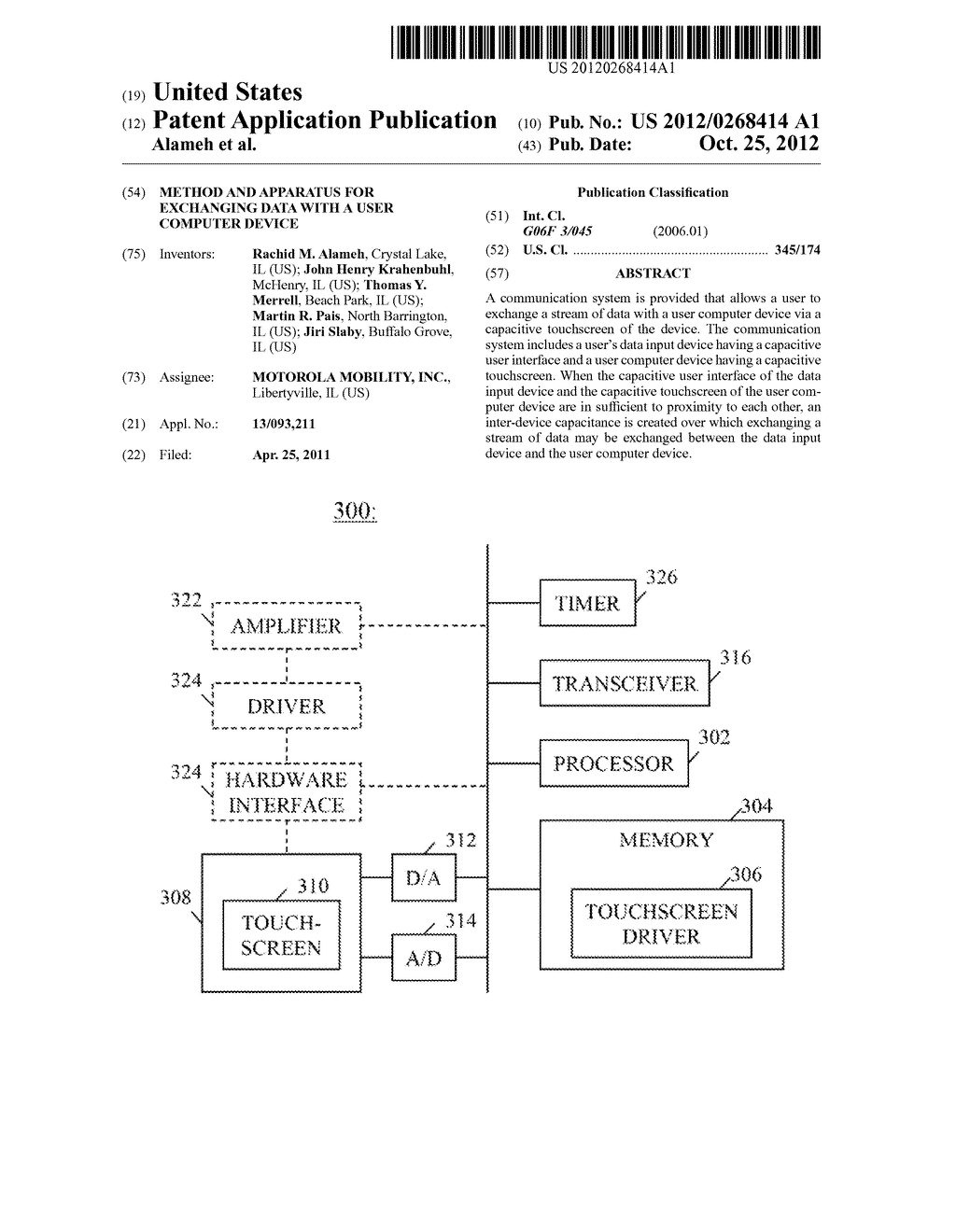 METHOD AND APPARATUS FOR EXCHANGING DATA WITH A USER COMPUTER DEVICE - diagram, schematic, and image 01