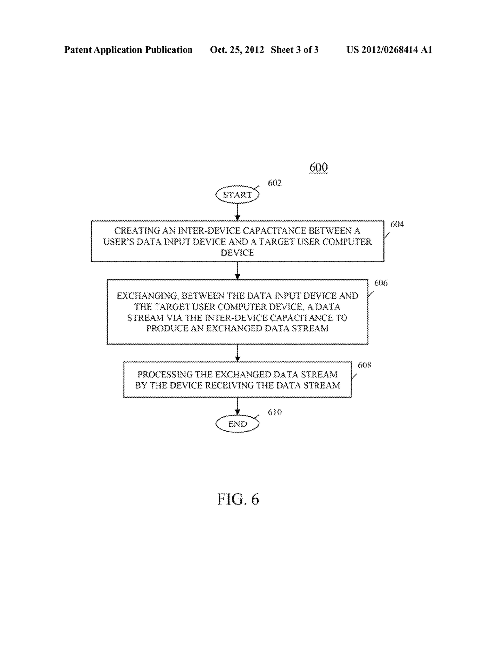 METHOD AND APPARATUS FOR EXCHANGING DATA WITH A USER COMPUTER DEVICE - diagram, schematic, and image 04