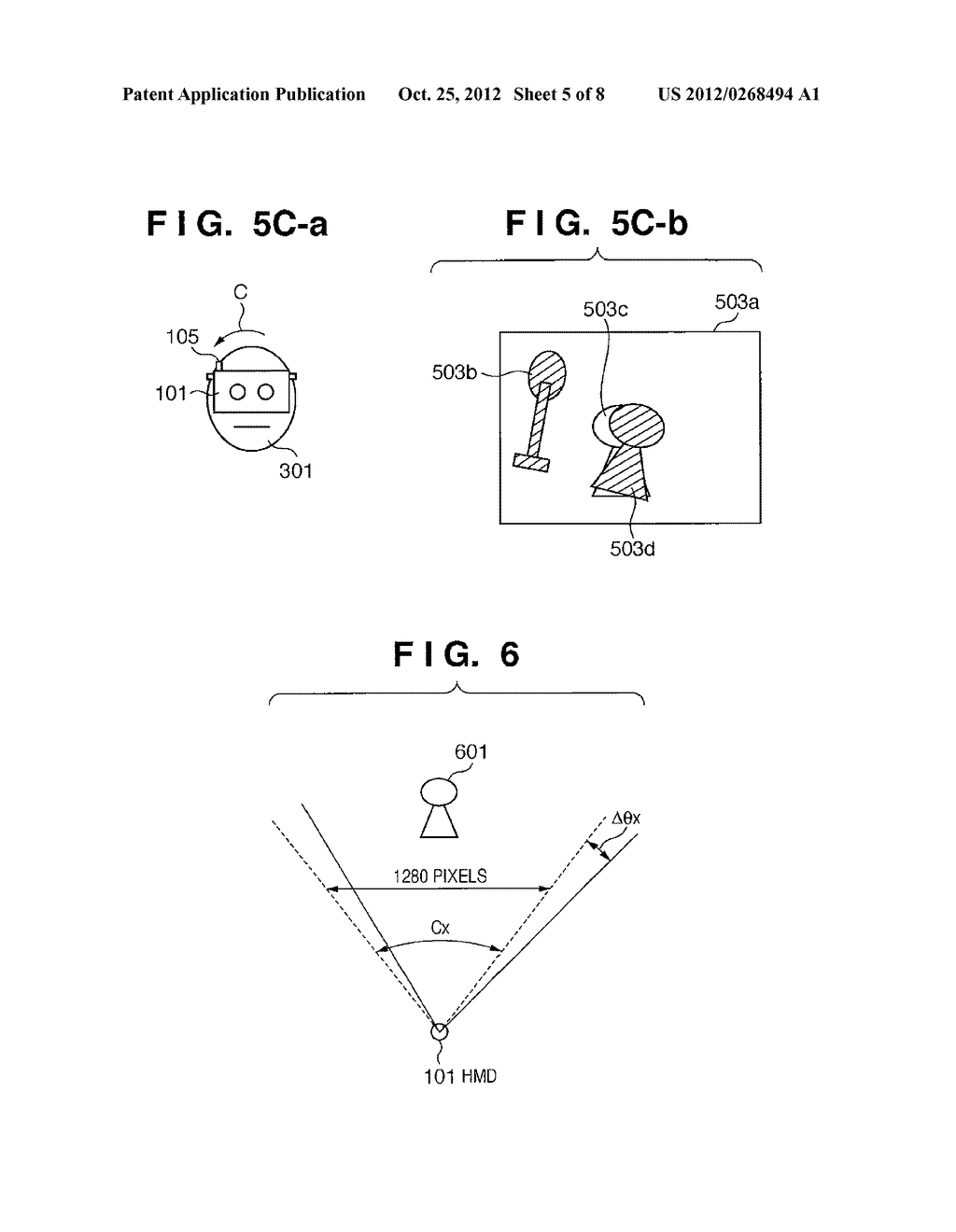 HEAD MOUNTED DISPLAY AND CONTROL METHOD THEREFOR - diagram, schematic, and image 06