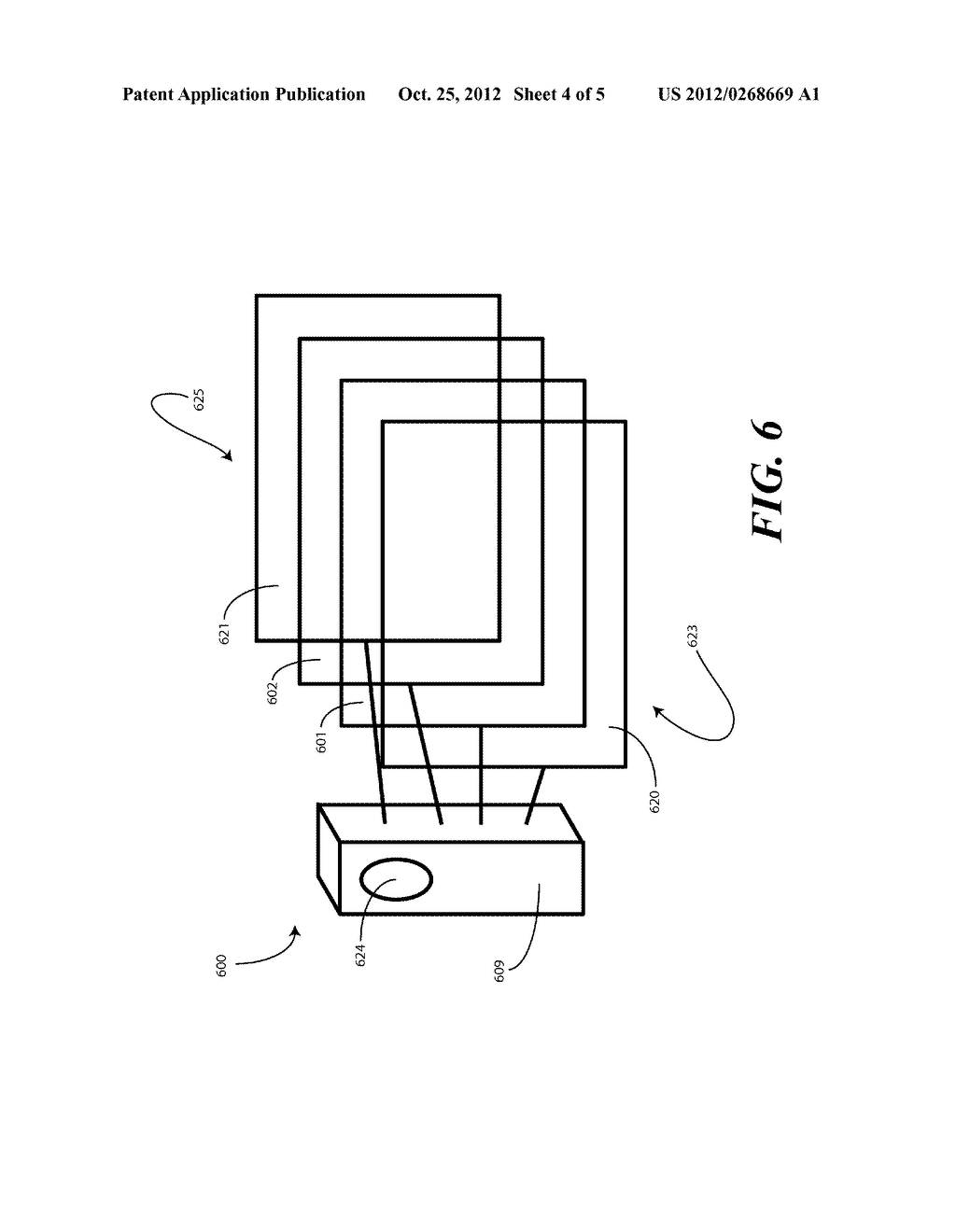 SEMI-TRANSPARENT DISPLAY APPARATUS - diagram, schematic, and image 05
