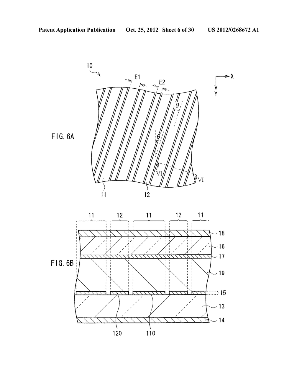 DISPLAY DEVICE AND BARRIER DEVICE - diagram, schematic, and image 07