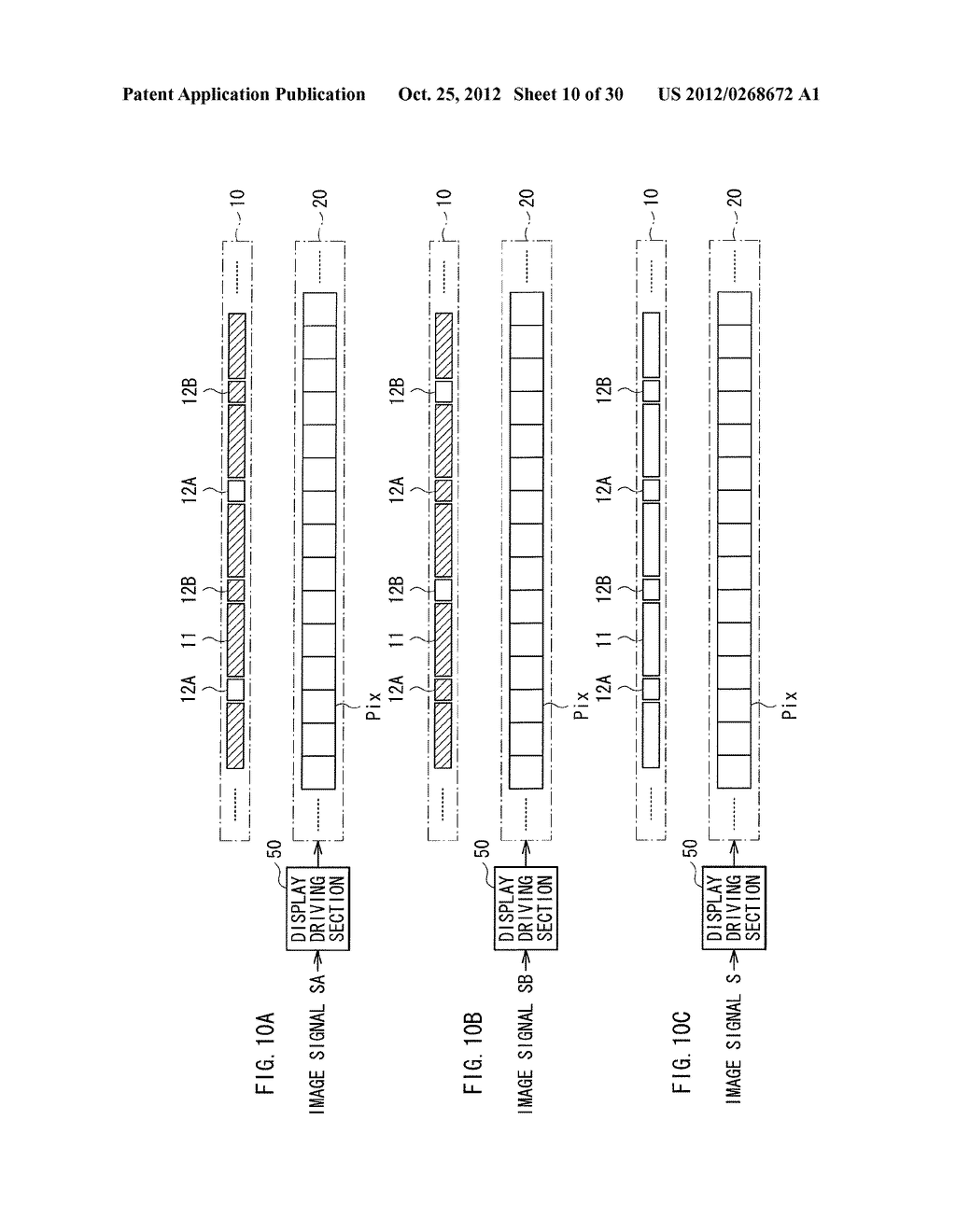 DISPLAY DEVICE AND BARRIER DEVICE - diagram, schematic, and image 11