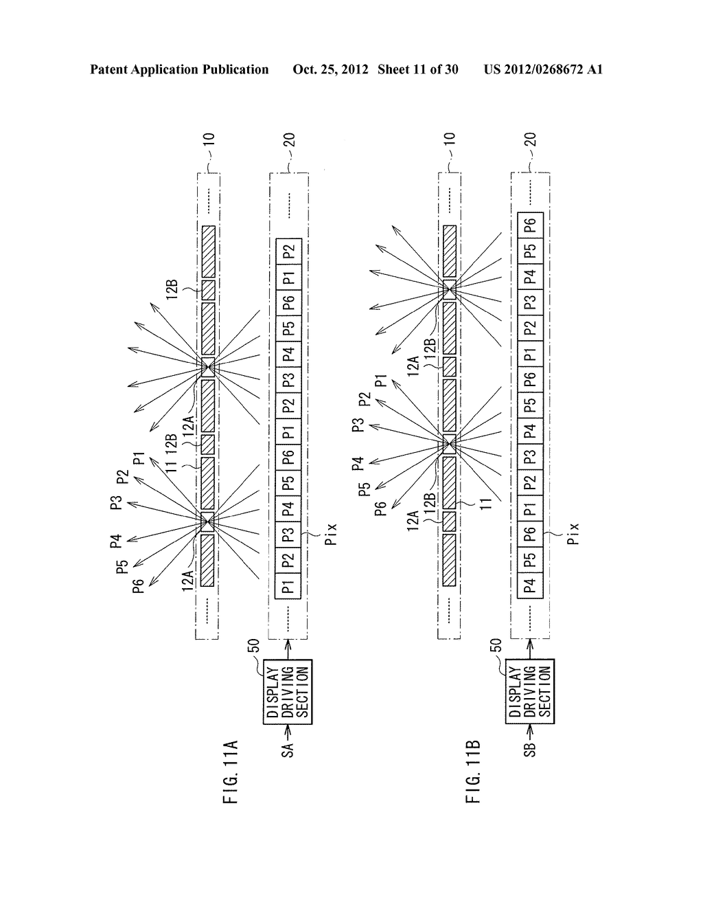 DISPLAY DEVICE AND BARRIER DEVICE - diagram, schematic, and image 12