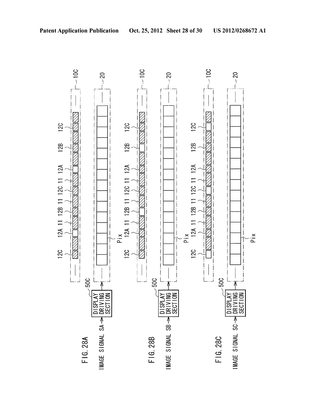DISPLAY DEVICE AND BARRIER DEVICE - diagram, schematic, and image 29