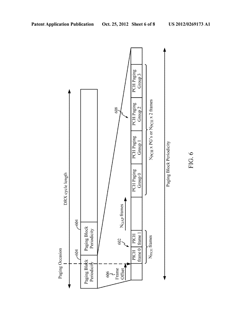 Method and Apparatus for Resolving Paging Monitoring Conflicts in     Multimode Wireless Equipment - diagram, schematic, and image 07