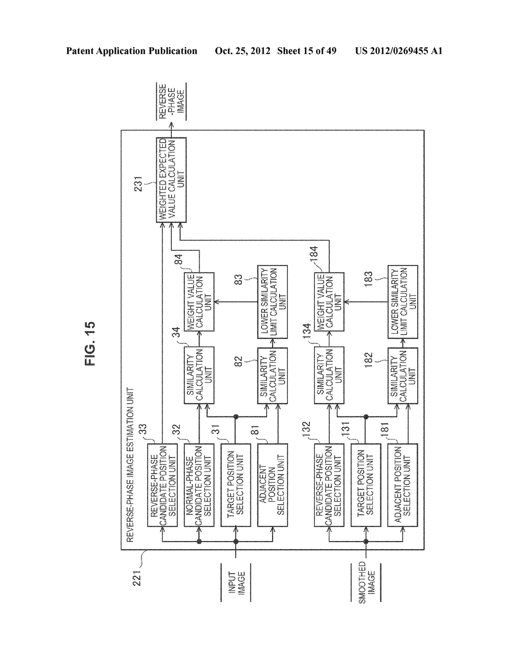 IMAGE PROCESSING APPARATUS AND METHOD, AND PROGRAM - diagram, schematic, and image 16