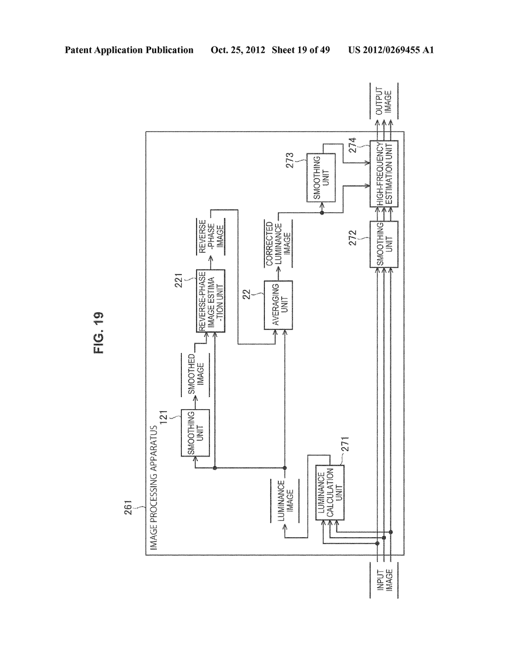 IMAGE PROCESSING APPARATUS AND METHOD, AND PROGRAM - diagram, schematic, and image 20