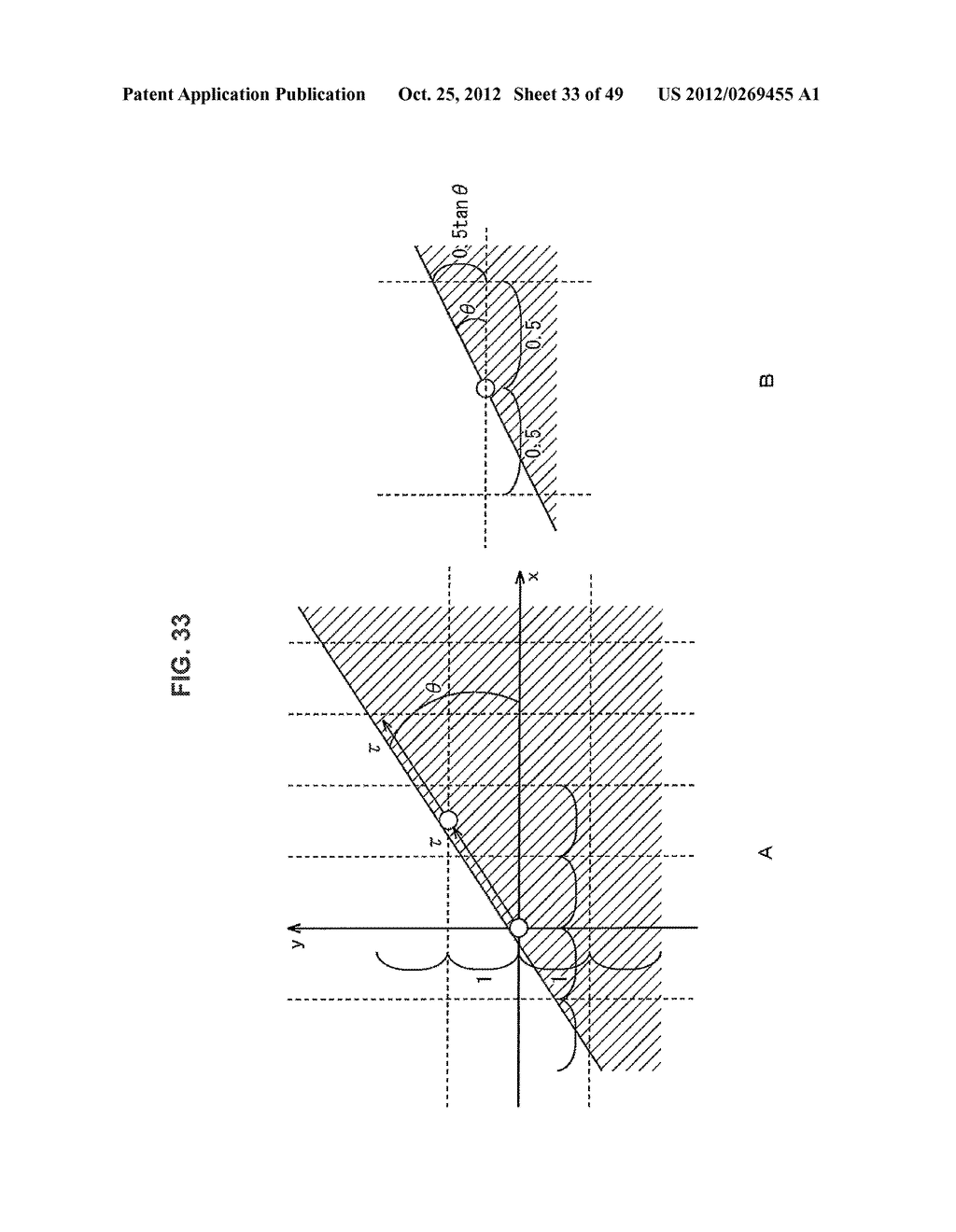 IMAGE PROCESSING APPARATUS AND METHOD, AND PROGRAM - diagram, schematic, and image 34