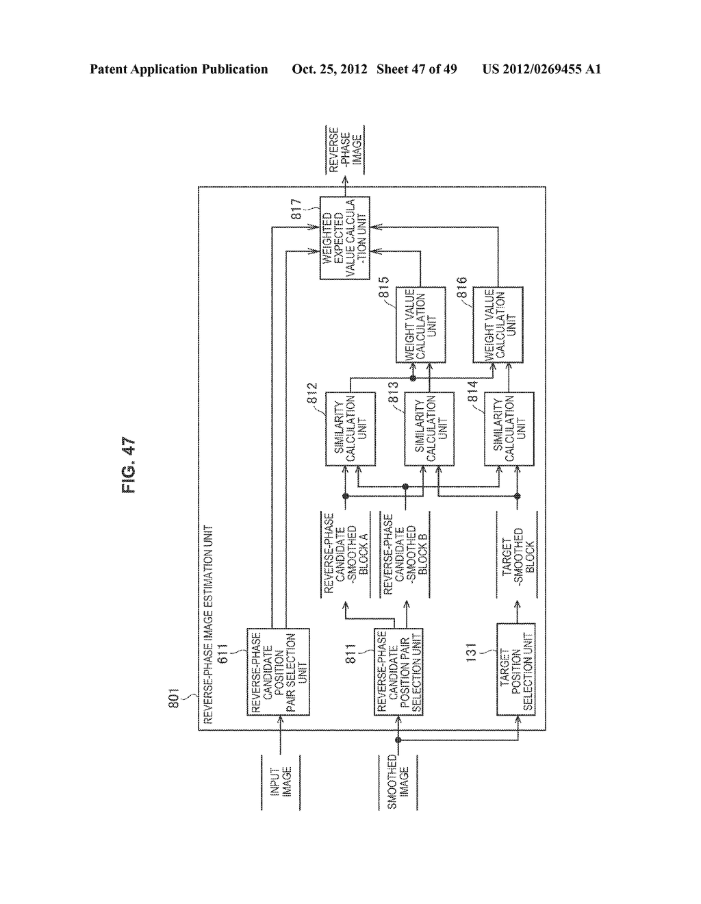 IMAGE PROCESSING APPARATUS AND METHOD, AND PROGRAM - diagram, schematic, and image 48