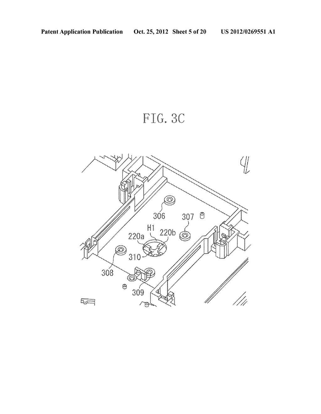 OPTICAL SCANNING APPARATUS AND IMAGE FORMING APPARATUS INCLUDING OPTICAL     SCANNING APPARATUS - diagram, schematic, and image 06