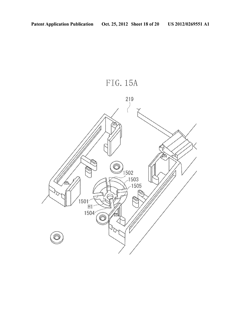 OPTICAL SCANNING APPARATUS AND IMAGE FORMING APPARATUS INCLUDING OPTICAL     SCANNING APPARATUS - diagram, schematic, and image 19