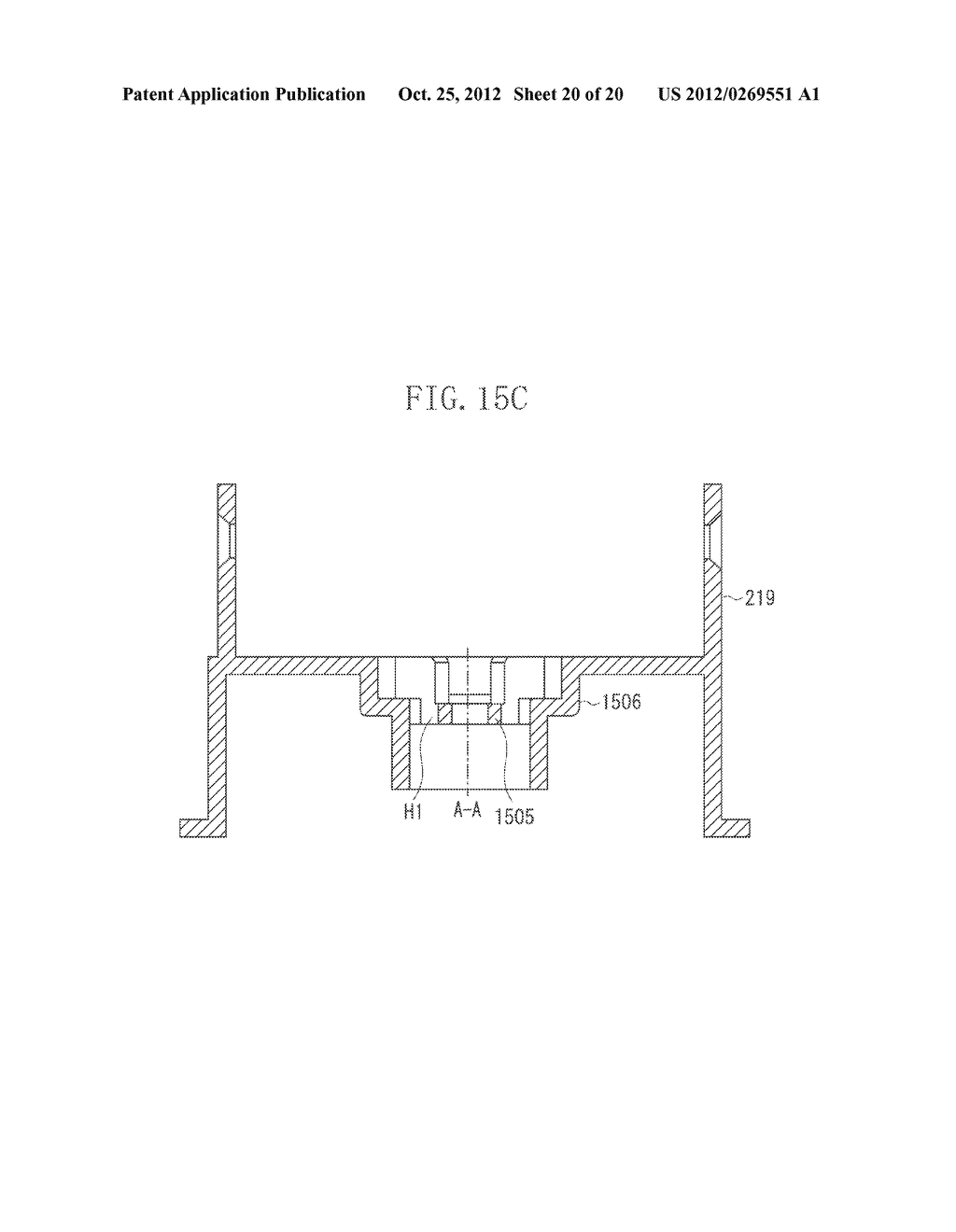 OPTICAL SCANNING APPARATUS AND IMAGE FORMING APPARATUS INCLUDING OPTICAL     SCANNING APPARATUS - diagram, schematic, and image 21