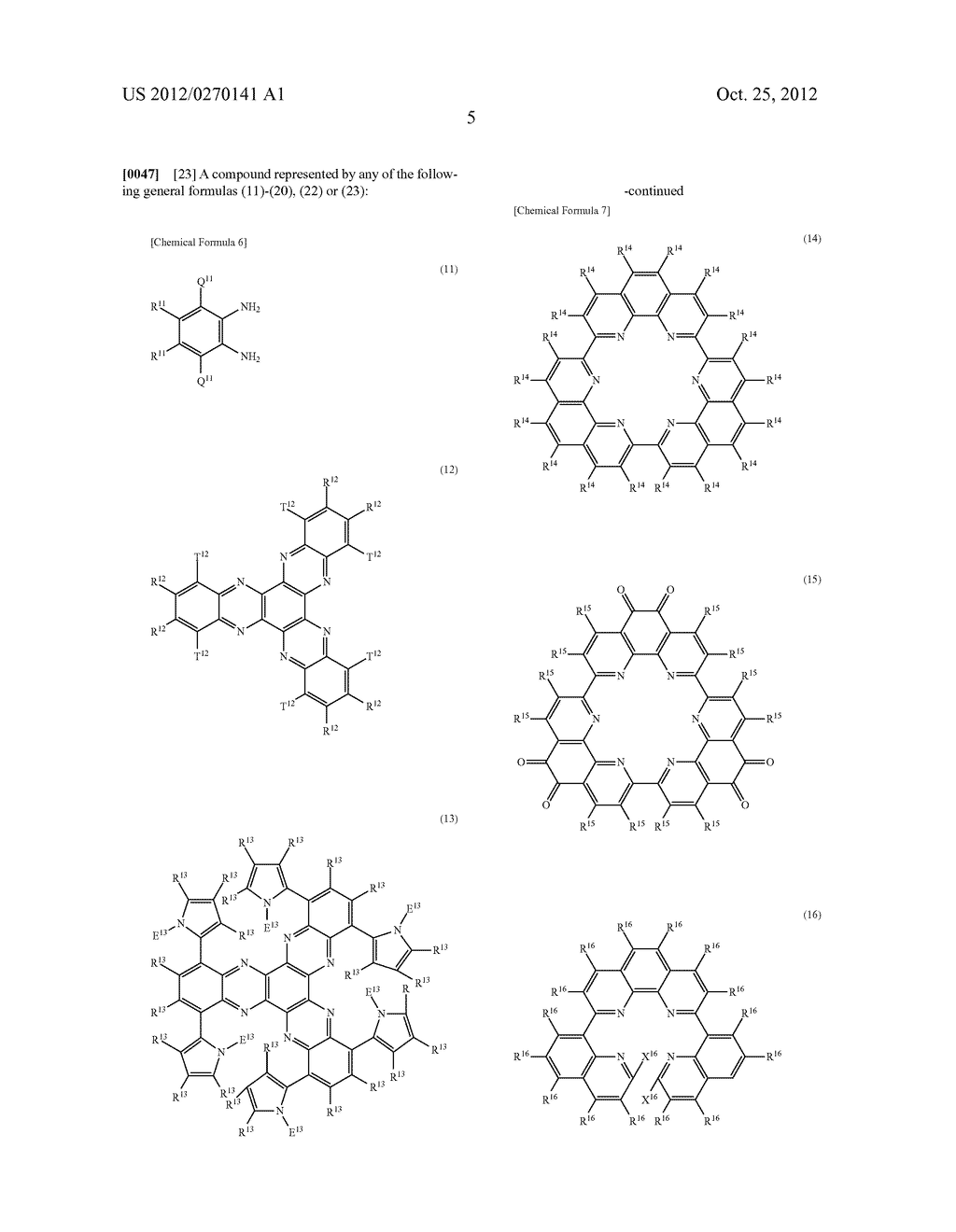 NITROGEN-CONTAINING AROMATIC COMPOUNDS AND METAL COMPLEXES - diagram, schematic, and image 06