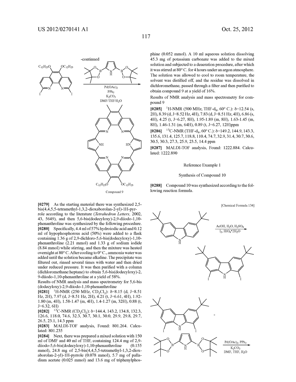 NITROGEN-CONTAINING AROMATIC COMPOUNDS AND METAL COMPLEXES - diagram, schematic, and image 118